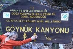 Каньон Goynuk Canyon